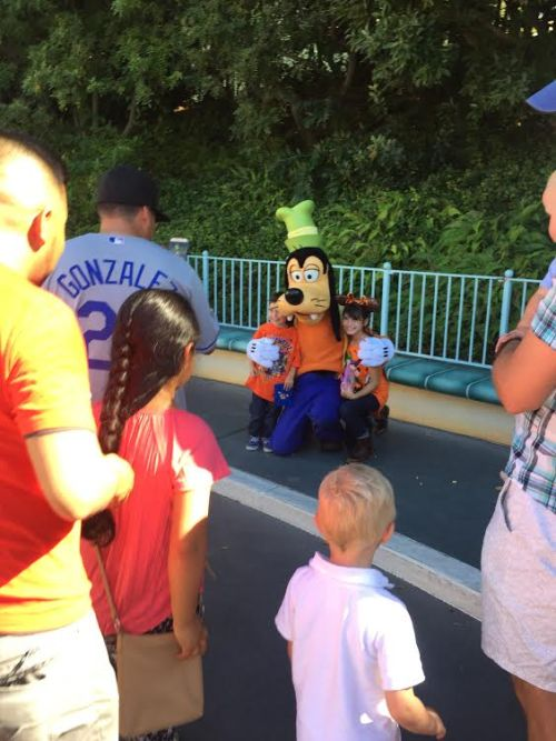 Lost kids at Disneyland. How to prepare and prevent.