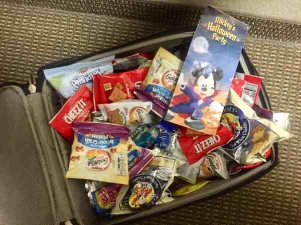 Disneyland candy haul