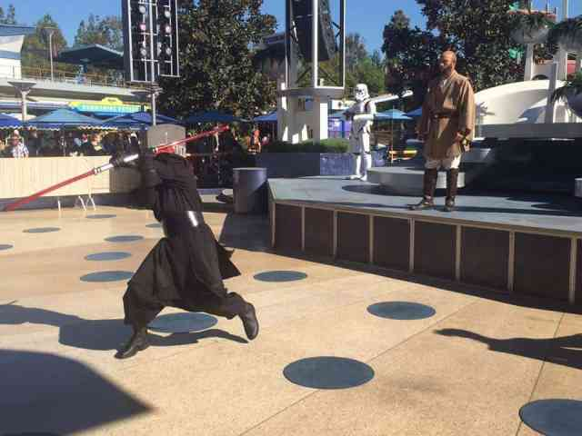 What to do first at Disneyland, Jedi Training and more!