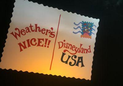 Surviving Rain at Disneyland