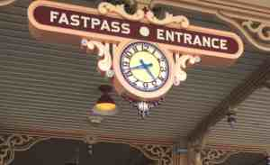 Disney MaxPass FASTPASS