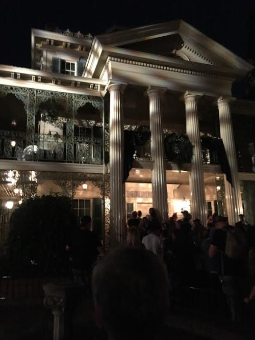 The Complete Disneyland Ride Guide, Haunted Mansion.