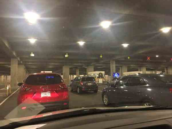 what time does disneyland parking open
