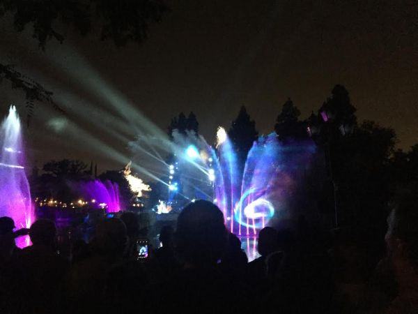 Fantasmic view