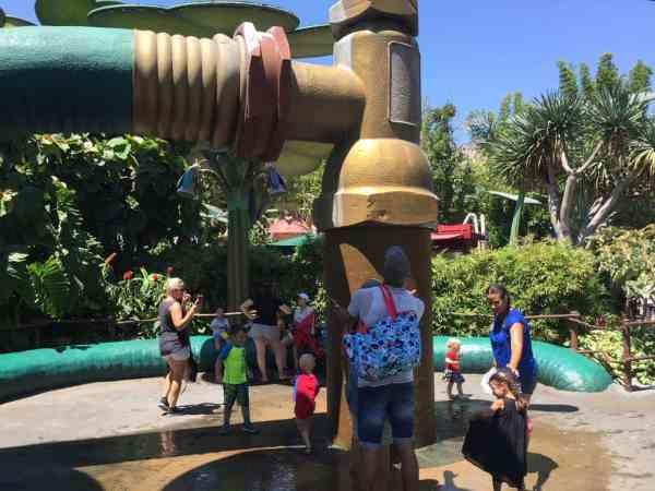 Princess Dot Puddle Park