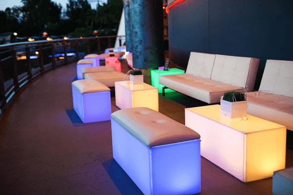 Tomorrowland Skyline Lounge