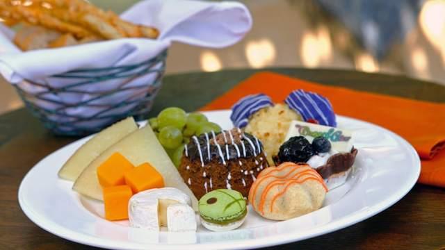 Dessert Party at California Adventure, courtesy Disneyland Resort.