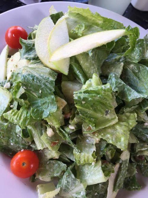 Disneyland Jazz Kitchen Greek Goddess Salad