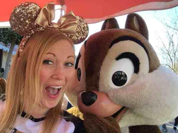 Minnie & Friends breakfast Plaza Inn