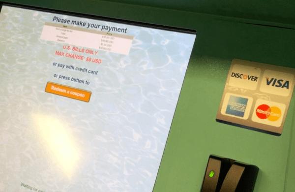 Disneyland locker rental cost