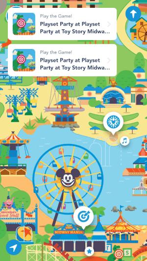 Disney Play app in line