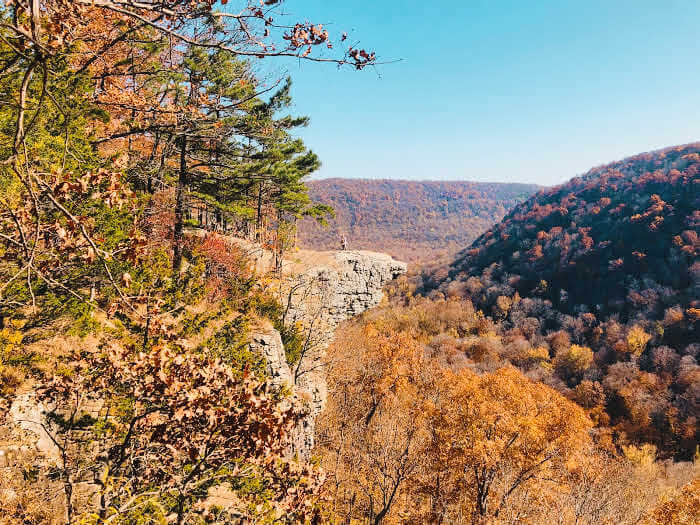 view-of-whitaker-point-rock-formation