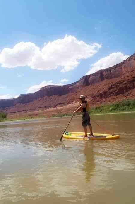 SUP-Moab-Colorado-River