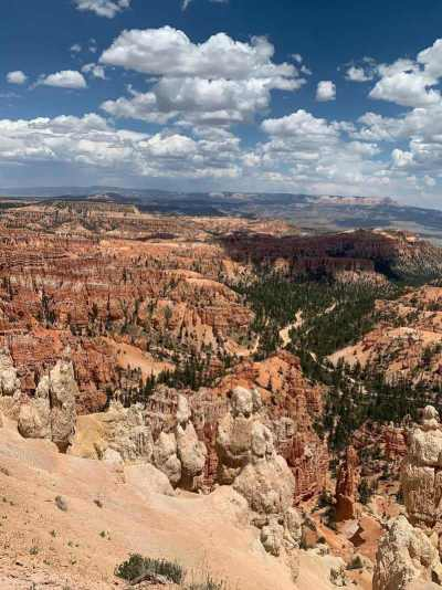 things to see in utah bryce canyon overlook