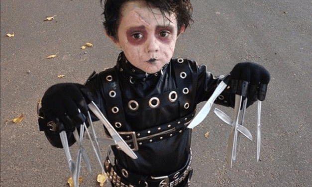 Top 7 Halloween outfits for toddlers
