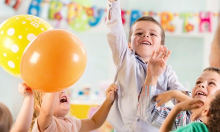 Tips for toddler birthday parties