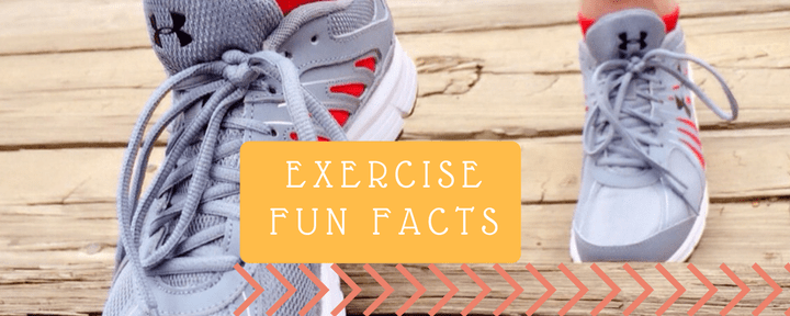 Exercising Fun Facts