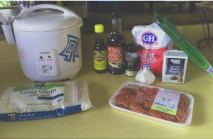 bbq ingredients