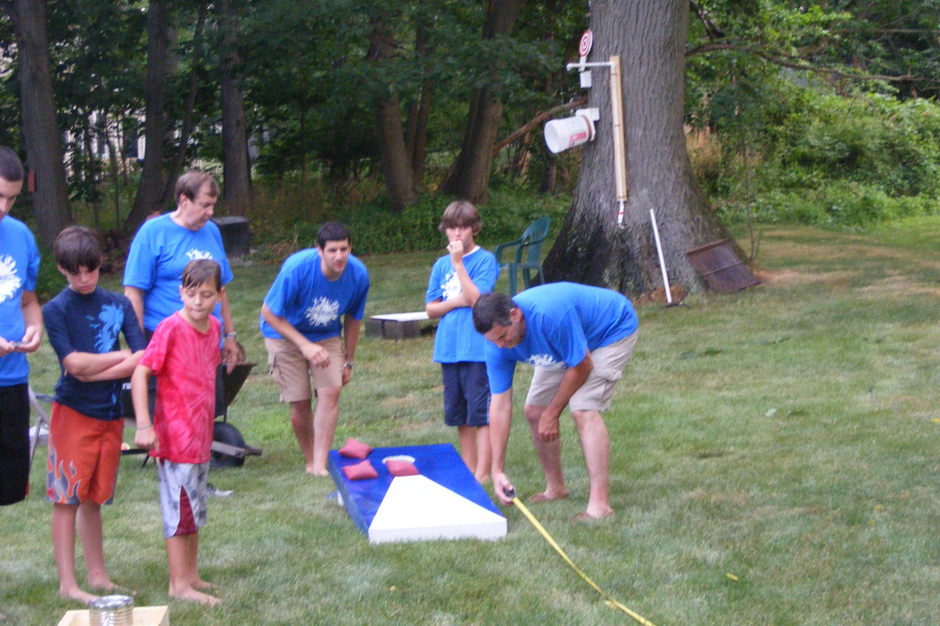 Diy Kids Activities Outdoor
