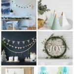 Modern Boho Christmas Style Series The Happy Housie