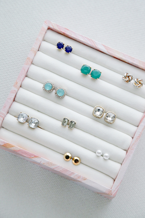 25 Ingenious Jewelry Organization Ideas The Happy Housie