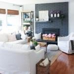 Boho Farmhouse Living Room Source Guide The Happy Housie