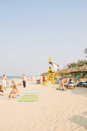 An Bang Beach, Vietnam