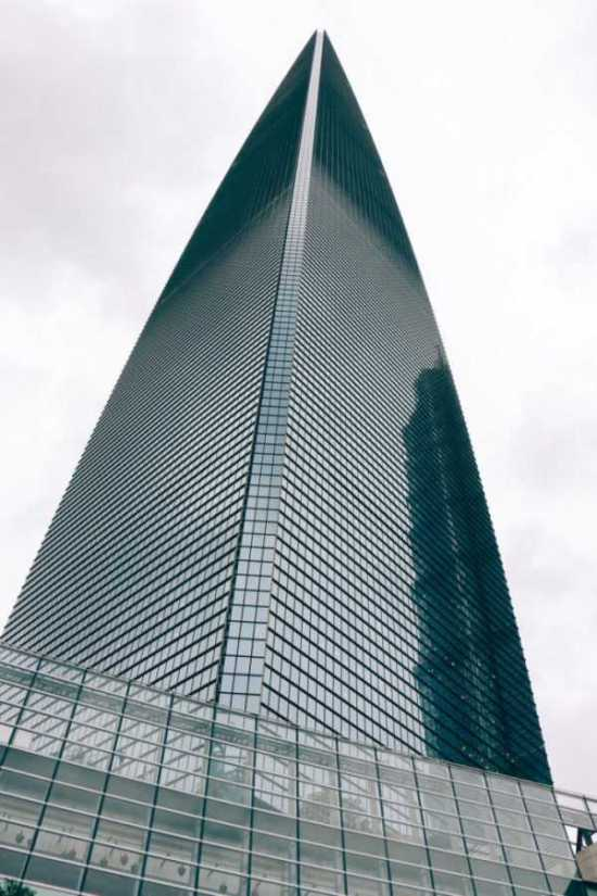shanghai world financial center china