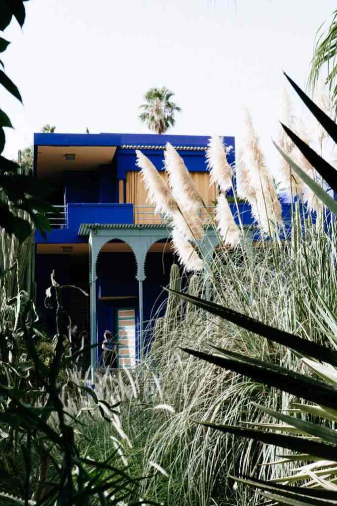 Jardin Majorelle, Marrakesch, Marokko