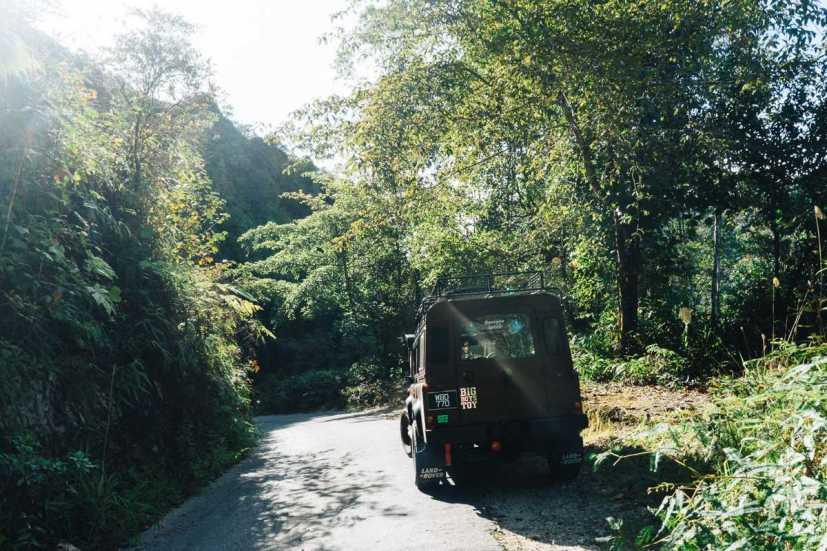 Cameron Highlands Landrover Malaysia