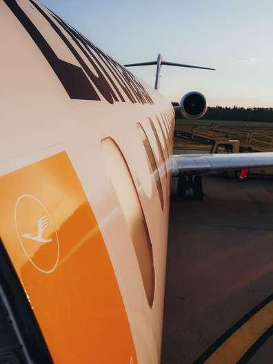 Nürnberg Sehenswürdigkeiten Anreise Flughafen Flugzeug