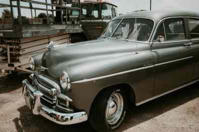 Springfield Illinois grauer Oldtimer Motorheads