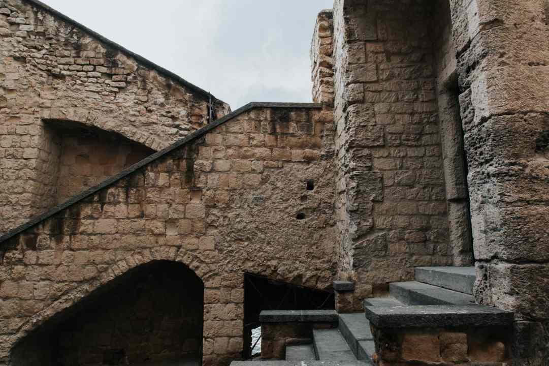 Neapel Sehenswürdigkeiten Castell dell Ovo