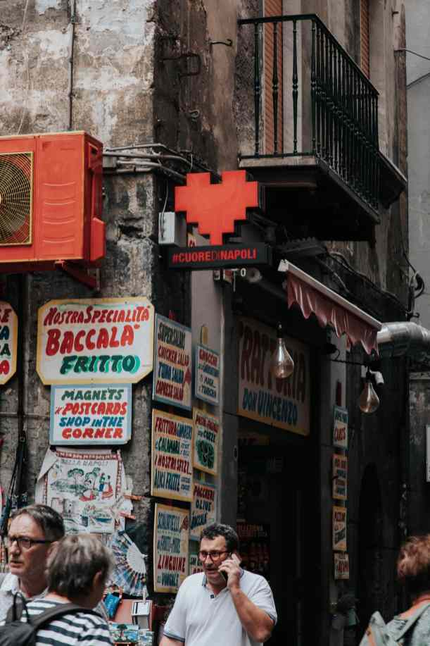 Neapel Sehenswürdigkeiten Trattoria Don Vincenzo