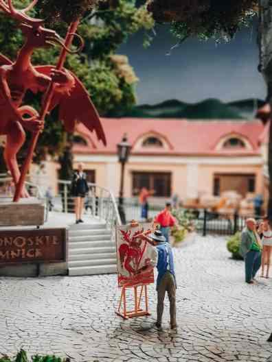Breslau Sehenswürdigkeiten Miniatur Museum in Breslau