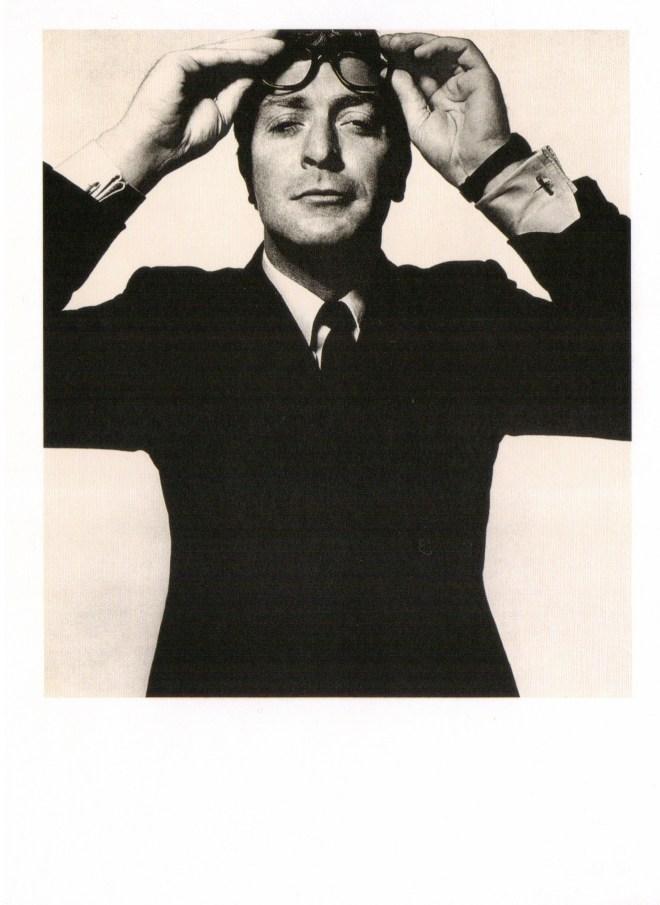 Michael Caine. David Bailey, 1964. © David Bailey