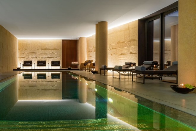 Bulgari Spa Milan