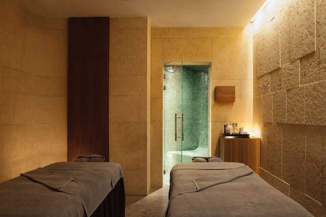 Bulgari Spa Treatment Room Milan