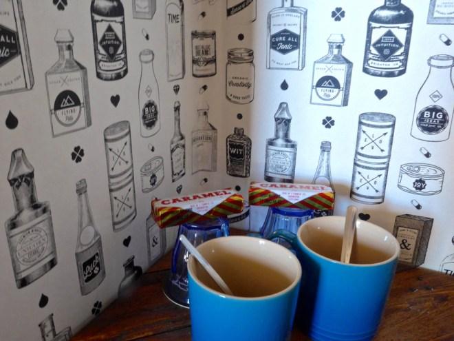 Artist Residence Brighton in room snacks