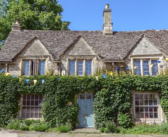 Cotswolds - Burford ancient cottages