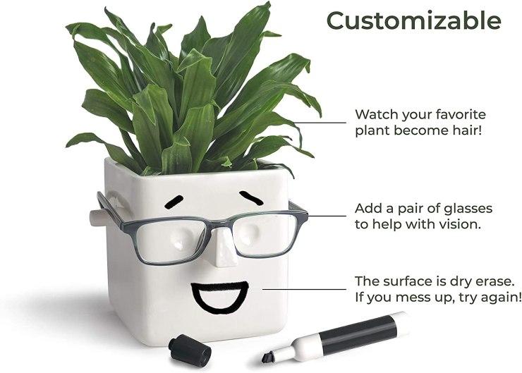 customizable face planter