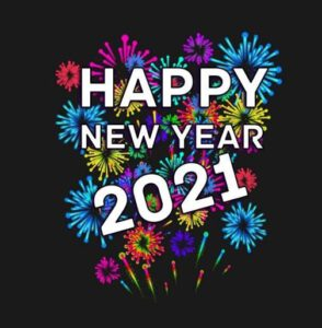 Advanced Happy New Year 2021 Wallpapers