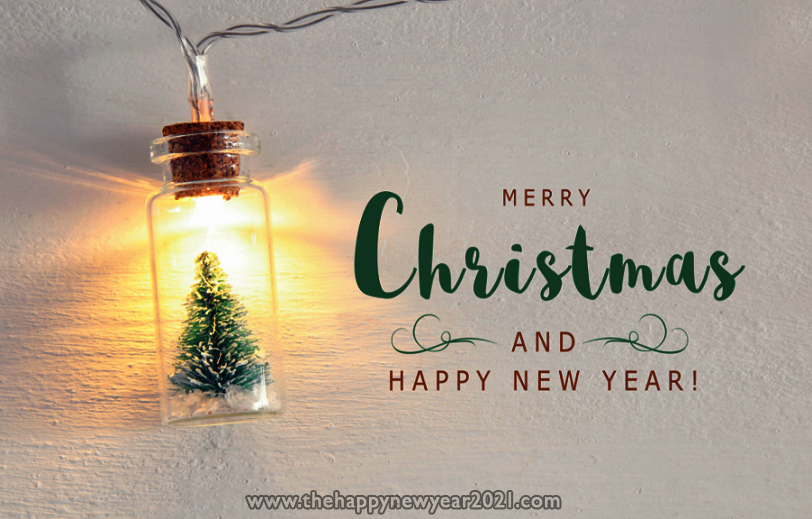 Happy Christmas 2020 Wishes