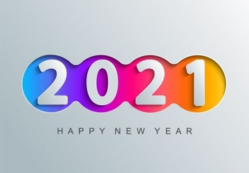 Advance Happy New Year 2021 Image