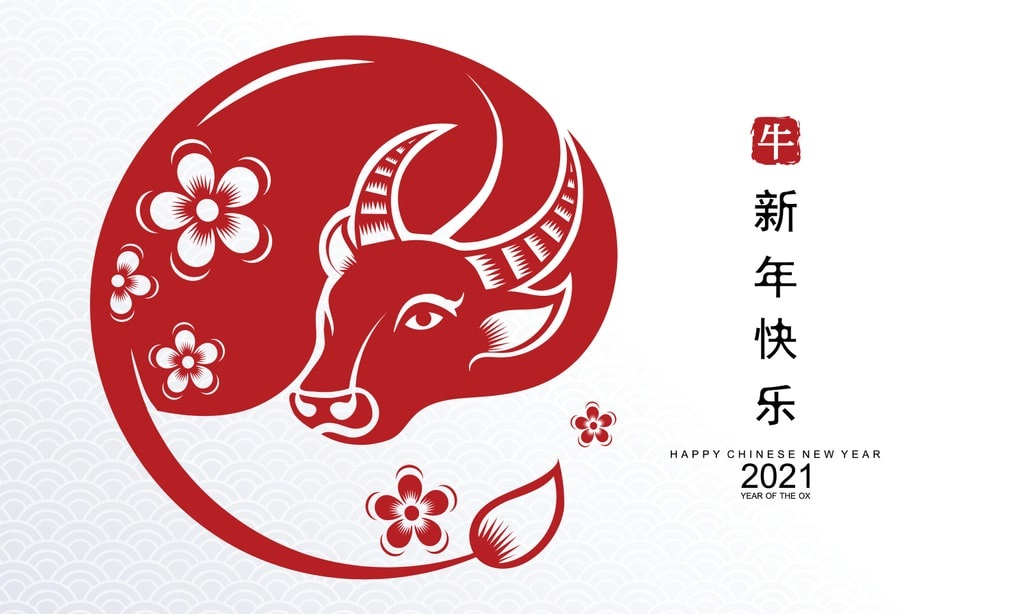 2021 year of the cow