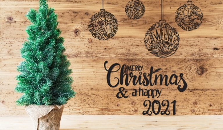 Merry Christmas 2020 Wallpapers and Happy New Year 2021 Images