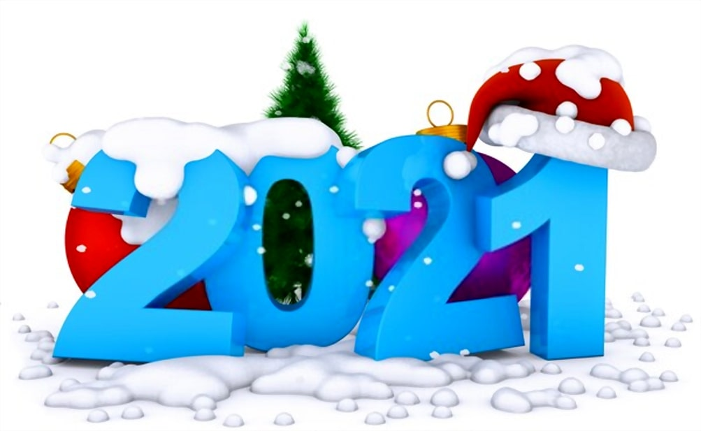 Merry Christmas 2020 images and Happy New Year 2021