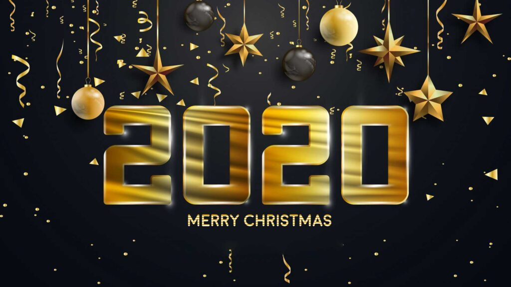 merry christmas 2020 wallpapers