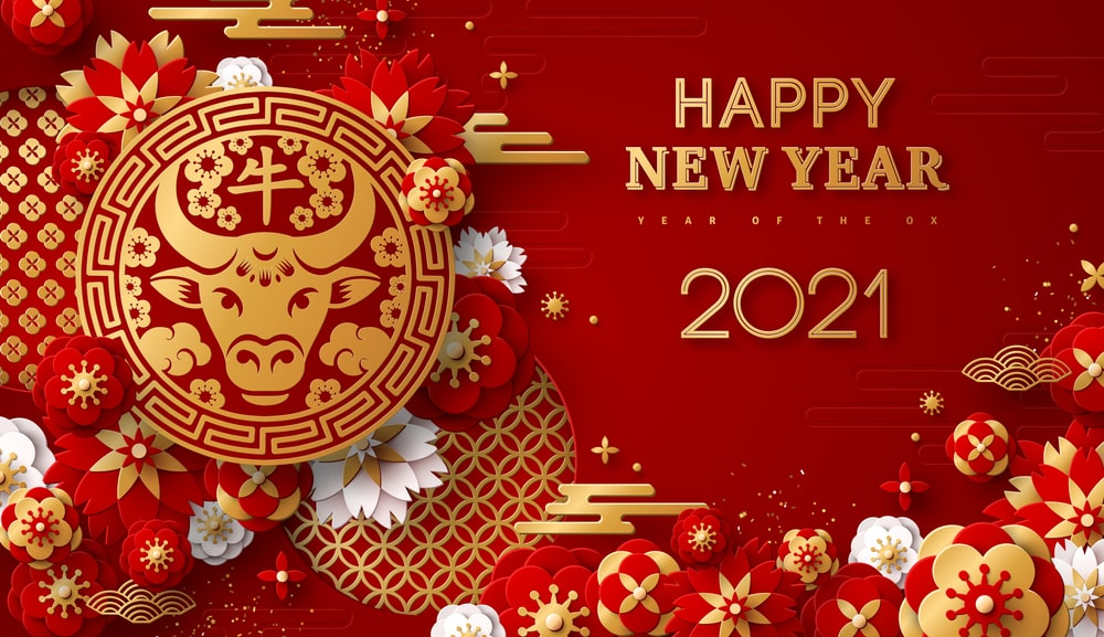 year of cow 2021