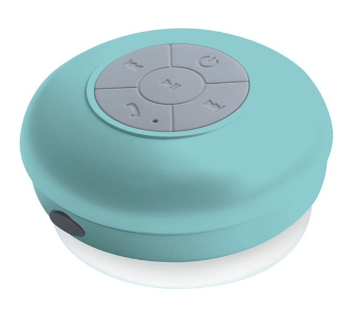 Shower Bluetooth - A Holiday Gift Guide for those living with Chronic Illness and Pelvic Pain